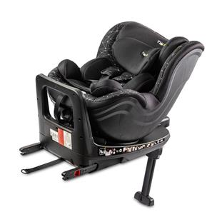 CARETERO Autosedačka  Twisty Isofix i-Size black 2020